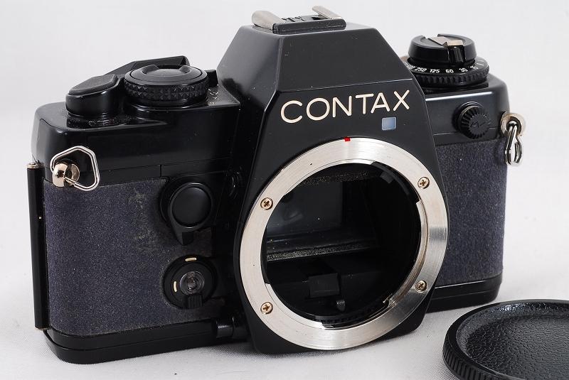 Contax 139 Quartz Film Camera Body