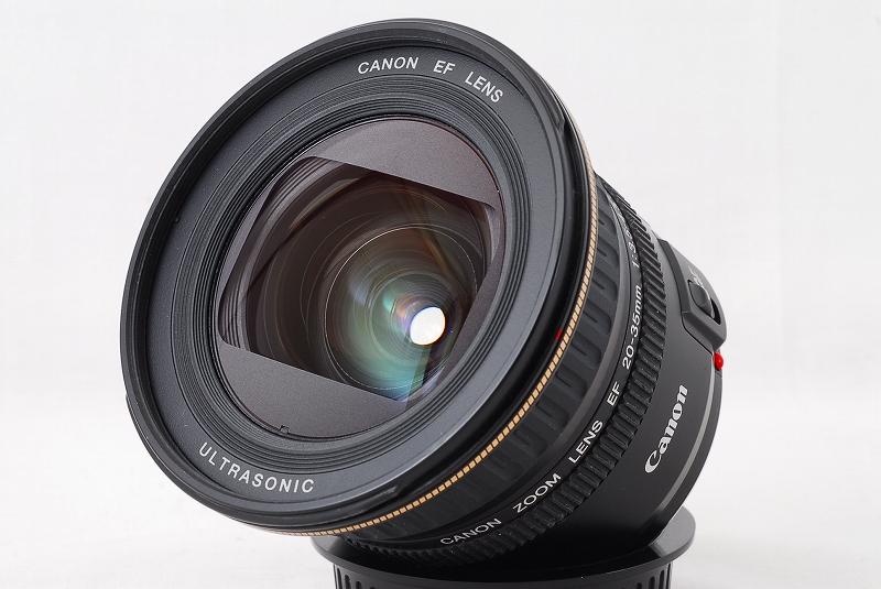 Canon EF 20-35mm F3.5-4.5 USM Ultrasonic Zoom Lens