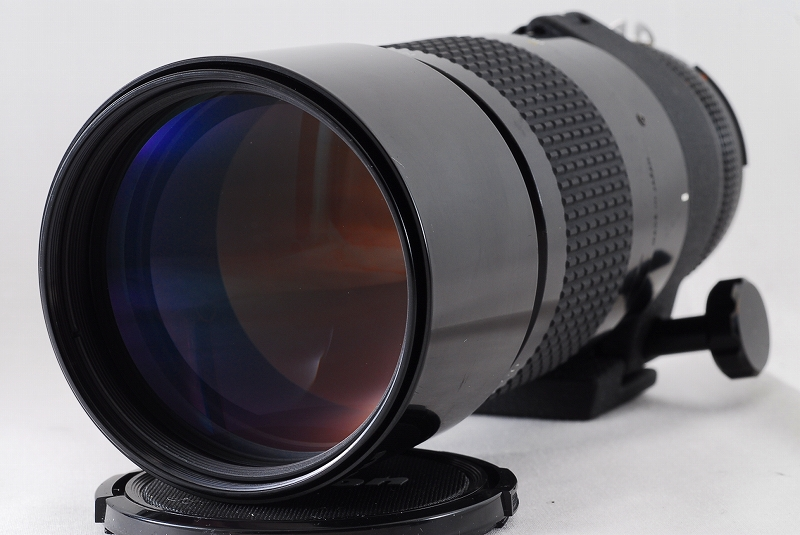 Nikon Ai Nikkor 300mm f4.5 Lens
