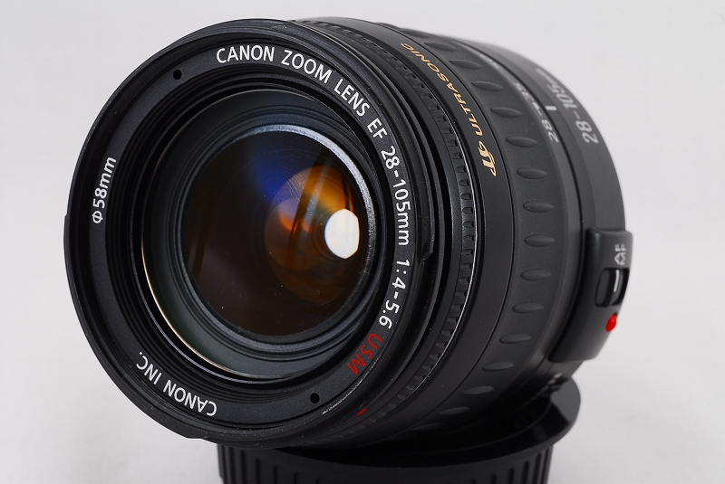Canon EF 28-105mm F4-5.6 USM Ultrasonic Zoom Lens