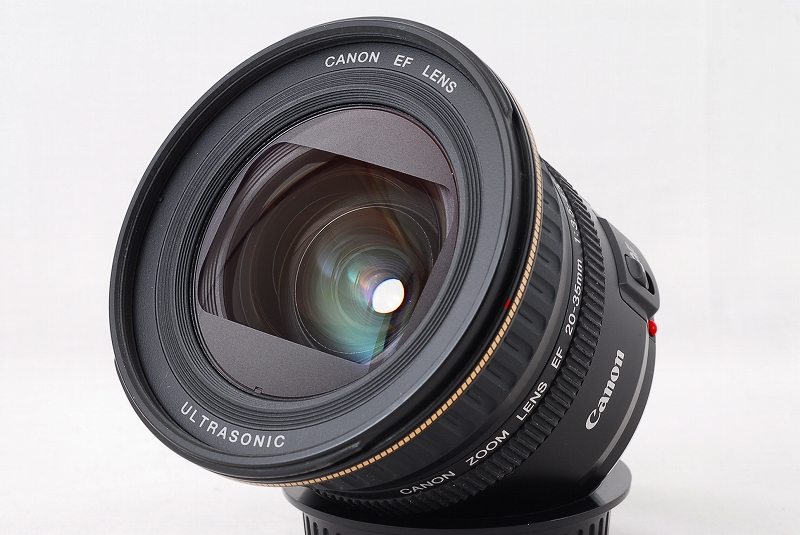 Canon EF 20-35mm F3.5-4.5 USM Ultrasonic Zoom Lens